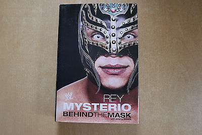 WWE Book: Rey Mysterio Behind The Mask