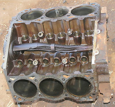 Vy Holden Commodore 3800 3.8L Series Ii 2 Engine Block