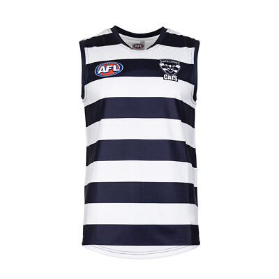 AFL Geelong Cats Youths Kids Footy Jumper Guernsey Jersey