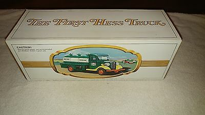 1980 Hess Truck Red Switch Near Mint In Box