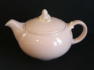 Vintage ~ LURAY PASTELS / PINK ~ Teapot w/Lid ~ by Taylor Smith & Taylor