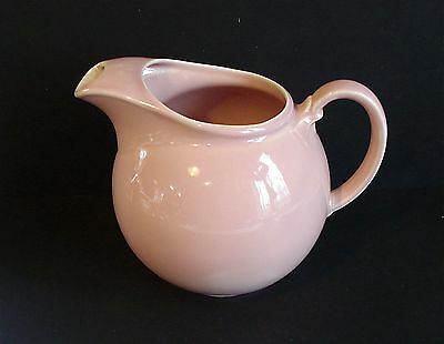 Vintage ~ LURAY PASTELS / PINK ~ 76 0z. Jug ~ by Taylor Smith & Taylor