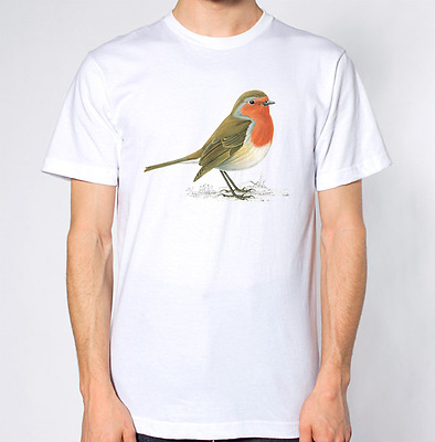 Robin Bird T-Shirt