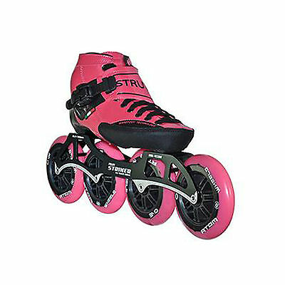 Inline Competitive Speed Skates - Luigino Strut Package - Pink