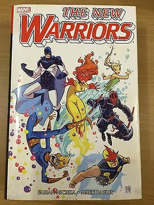 The New Warriors Volume 1 Omnibus Marvel Hardcover