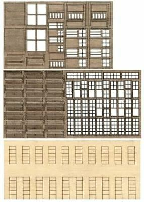 Bar Mills S Scale Modular Structure 1-Kit | Bn | 33