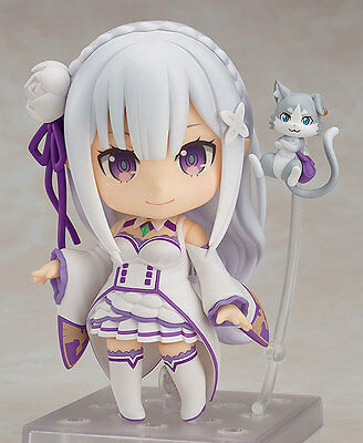 Good Smile Company Nendoroid - Re:ZERO Starting Life in Another World: Emilia