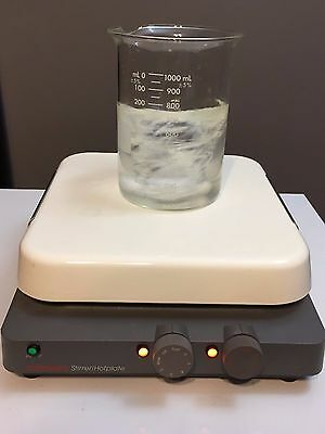 "Corning PC-520 Hot Plate Magnetic Stirrer 10"" x 10"" 120V Stirring"