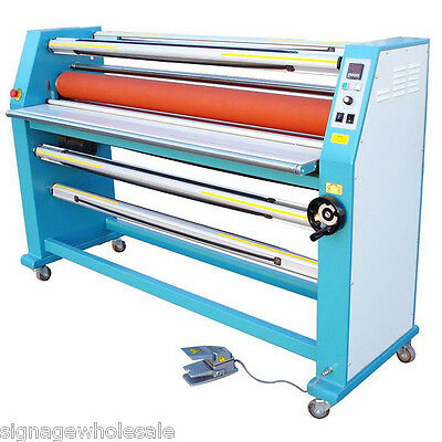 "90"" Cabinet Frame Full-auto Single Side Large Format Hot Laminator-by SEA ONLY"