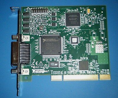 NI PCI-GPIB+ GPIB Analyzer and Controller, National Instruments *Tested*