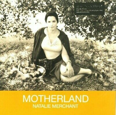Natalie Merchant Motherland 180gm Vinyl LP NEW sealed