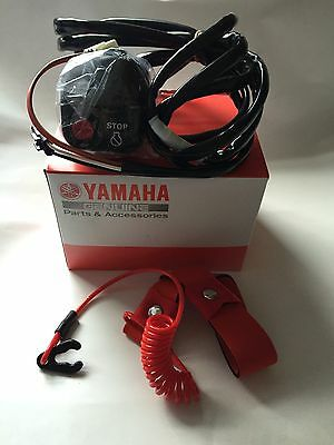 Genuine Yamaha SuperJet Stop Start Switch Jetski