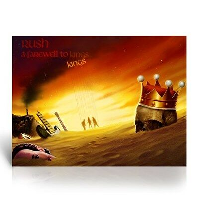 Rush Time Stand Still Theatrical Special Edn Litho Fancy Dancer R40 Poster Moon