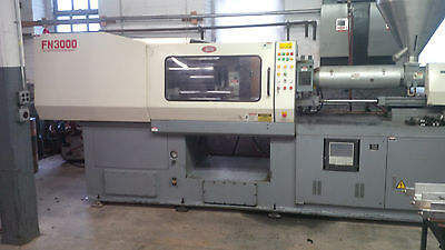 1997 154 Ton Nissei FN3000 Injection Molding Machine
