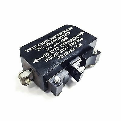 10933H3A Cutler-Hammer AUX CONTACT Size 1 N.C.