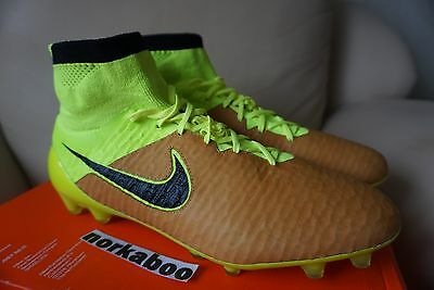 1860ea2fbc5 Nike Magista Obra Tech Craft FG LTHR 747496-707 soccer cleats boots shoes  canvas