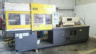 Van Dorn 85 ton injection molder injection molding machine