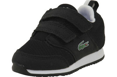 fabb1f7a8 LACOSTE TODDLERS L27 MID SUM SPI Textile Shoes Blue/White 7 ...