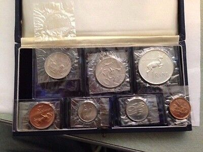 1965 south africa proof set