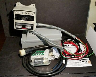 Generac Power Transfer System With Load Manager