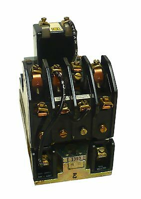 Square D 8903 LL020 Lighting Contactor 4 Pole W/ 120 V Coil (M3)