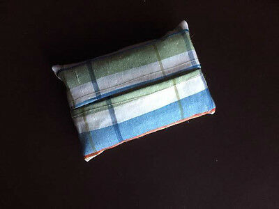 Travel Purse Size Kleneex With Vintage fabric Covers Assorted  Colours