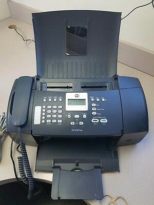 HP 1250 Fax Machine