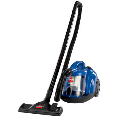 BISSELL Zing Bagless Corded Canister Carpet & Hard Floor Vacuum | 6489 NEW!