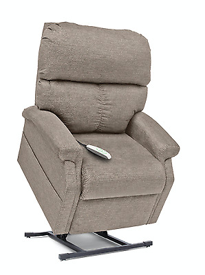 Pride Mobility Classic 3-Position Lift Chair Recliner  LC-250 - Stone
