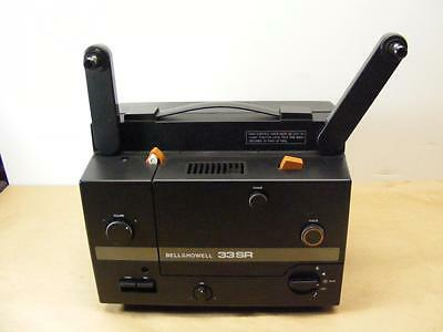 Bell & Howell 335R Super 8 Sound 8mm Projector