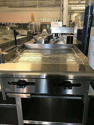 "New Asber 24"" Flat Griddle"