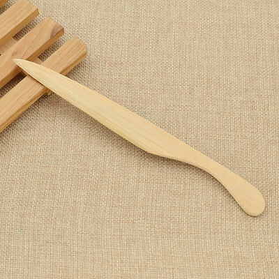 Bamboo Knife Cut Paper Office School Stationery Office Supplies Accessories New
