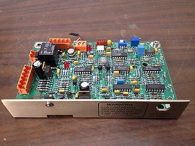 Sciex Temp Controller Card 015139D Temperature