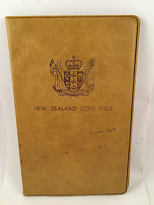 1985 Uncirculated Collectors Coin Set New Zealand