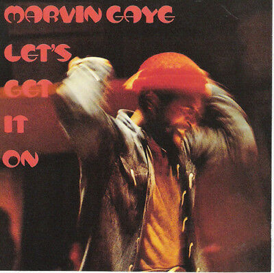 Marvin Gaye Lets Get It On vinyl LP NEW sealed