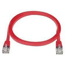CAT6 0.5M Patch Lead - Red