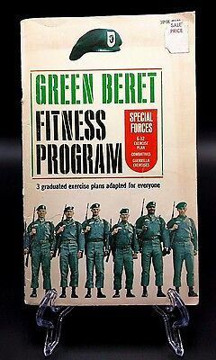 The Green Beret Fitness Program-Special Forces Exercise Plans 1966