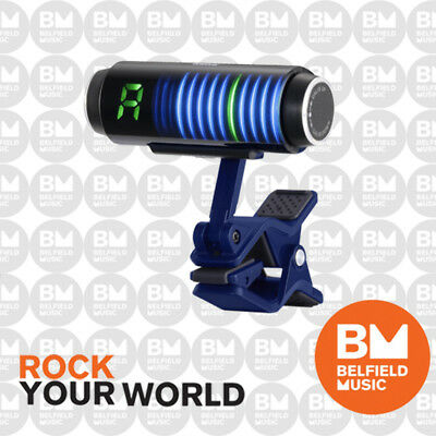 Korg Sledge Hammer Custom 100 Clip-On Tuner Blue Sledgehammer - Belfield Music