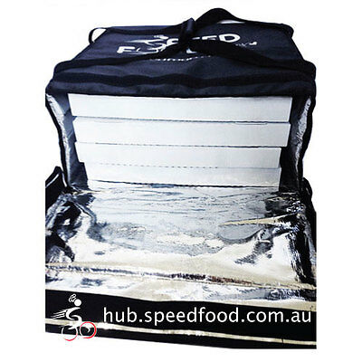 """Food Delivery Bag Pizza -""""15 x 4 Pizza Boxes"""