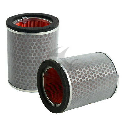 2x Air Filters Fit For Honda CBR1000RR 2004 2005 2006 2007 Motorcycle New