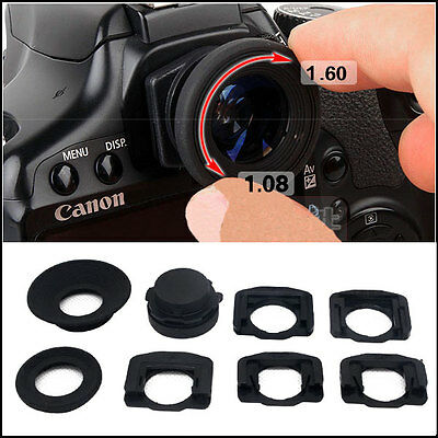 Mcoplus-1.08x-1.60x Zoom Viewfinder Eyepiece Magnifier for Canon Nikon Camera