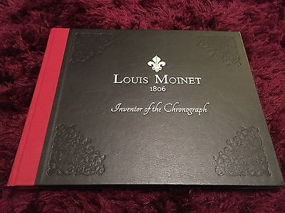 Louis Moinet Watch Catalogue 2016 / 2017 - Baselworld 2017 Edition
