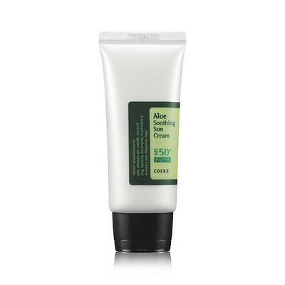 [COSRX] Aloe Soothing Sun Cream - 50ml ROSEAU