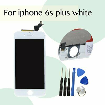 "NEW Replacement for White iPhone 6S Plus 5.5"" Lens LCD Touch Screen Digitizer"