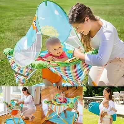 Baby Jumper Activity Center Portable Bouncer Seat Toy Walker Exerciser Jump New