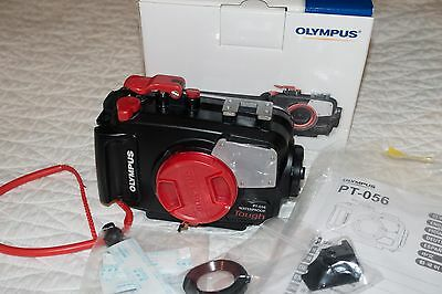 Olympus PT-056 Underwater Housing for TG-3 TG-4