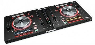 NUMARK MIXTRACK PRO 3 All-in-1 Controller SERATO 2 Channel *FREE P&P*  *OPENBOX*