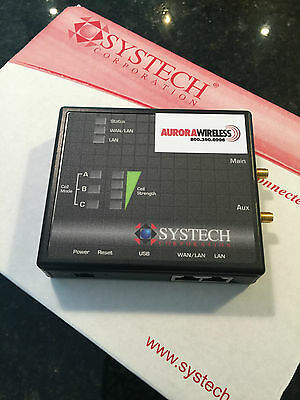 ATM Wireless Modem: Brand new 3G Systech IP-only cellular device
