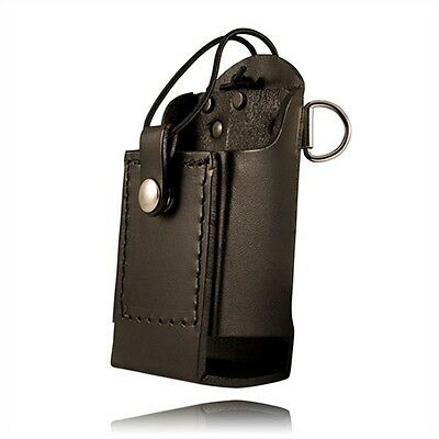 Boston Leather 5481RC-1-E Radio Holder - Universal