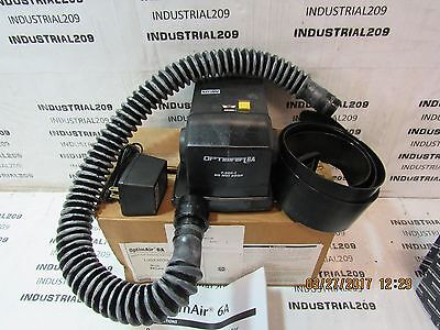 Optima Air 6A 7-900-1 Powered Air Purifying Respirator 10023039 New In Box